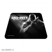 SteelSeries 67263 Call of Duty Black Ops II QcK Gaming Mouse Pad (Soldier Edition)