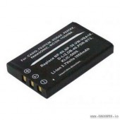 Digital Camera compatible Battery for Fujifilm NP-60 by Digitek