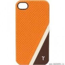 The Joy Factory Cheer 4.1 Case for iPhone 4/4S (Pumpkin) - CAB113