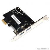 Lacie PCI Express Card with 2x USB3.0 Ports - 130977