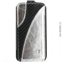 The Joy Factory Aspire Carrying Case for iPhone (Silver Black) - CAB111