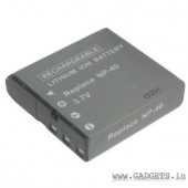 Replacement Digital Camera Battery for CASIO NP-40