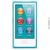 Apple iPod Nano 16GB Blue 7th Generation MD477HN/A