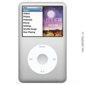 Apple iPod classic 160GB MC293HN/A Silver