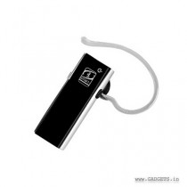Smart Single Side Bluetooth with Dual Pairing/Noise Cancellation/Echo Cancellation Crystal Plus