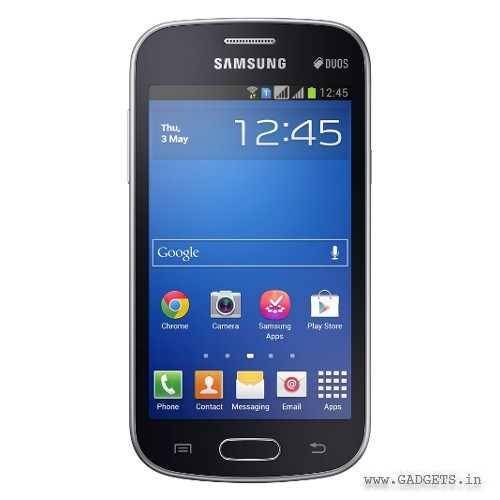Samsung Galaxy Trend GT-S7392 Mobile Phone - Black