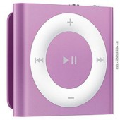 Apple iPod Shuffle 2GB 6th Generation MD777HN/A Purple