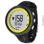 Suunto M5 Black/Lime SS019863000 FItness and Endurance Women Sports Watch