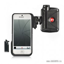 Manfrotto MKLKLYP5 KLYP iPhone 5 Case with ML240 LED Light