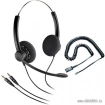Plantronics Practica SP11/12 Office Headset with Avaya cable