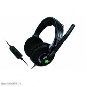Razer Carcharias Gaming Headset For Xbox 360 And PC (RZ04-00900100-R3M1)