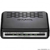 D-Link 5 Ports Unmanaged Network Switch - (DES-1005A)