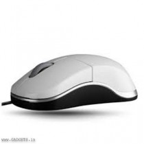 Rapoo Wired Mouse (Grey) - N6000