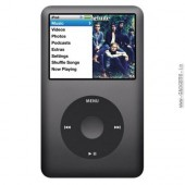Apple iPod classic 160GB MC297HN/A Black