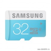Samsung 32GB microSD Class 6 Memory Card - MB-MS32D/IN