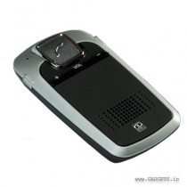Smart Bluetooth Car Kit with Dual Pairing Freedom