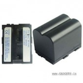 Camcorder compatible Battery for SHARP BT-L441 by Hako