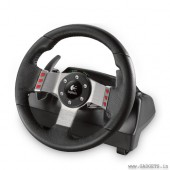 Logitech G27 Racing Wheel For PC, PS2, PS3