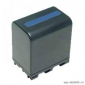 Camcorder compatible Battery for Sony NP-FM70 by Digitek