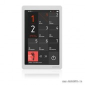 COWON X9 4.3 Inch 8GB Touch Screen Video MP3 Player - White