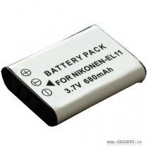 Digital Camera compatible Battery for Pentax Optio M50 by Hako