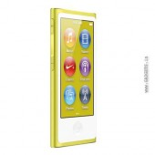 Apple iPod Nano 16GB Yellow 7th Generation MD476HN/A