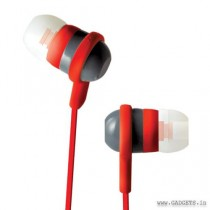CLiPtec Rainbow Spark In-Ear Earphone Grey BME515