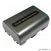 Camcorder compatible Battery for Sony NP-FM55H by Digitek