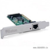 iBall 10/100Mbps PCI Ethernet Adapter(with Bootrom socket) - iB-LPA432E