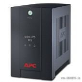 APC Back-UPS 600, 230V Without Auto Shutdown Software - BR600CI-IN