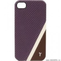The Joy Factory Cheer 4.1 Case for iPhone 4/4S (Violet) - CAB114