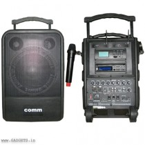 Comm Wireless Portable PA System CWR-101H