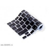 Neopack Silicone Keyboard Guard for Mackbook Air (Black) - 24BKMA