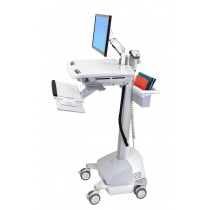 Ergotron StyleView Cart with LCD Arm, SLA Powered SV42-6201