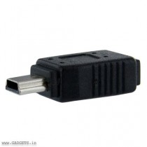 Startech Micro USB female to Mini USB male adapter