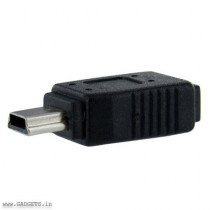 STARTECH Micro USB female to Mini USB male adapter- (UUSBMUSBFM)