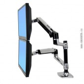 Ergotron LX Dual Stacking LCD Arm