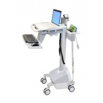 Ergotron StyleView Laptop Cart, LiFe Powered SV42-6102(3,4,5)