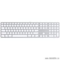 Apple Keyboard with Numeric Keypad-MB110LL/B