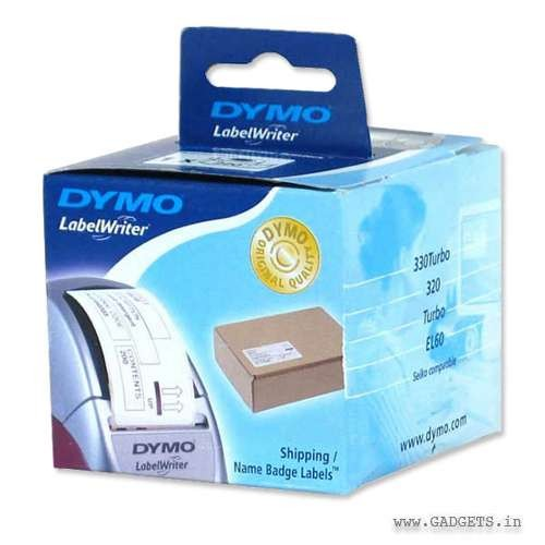 Dymo Shipping/Name Badge Label 54x101mm Roll of 220 labels 99014 S0722430