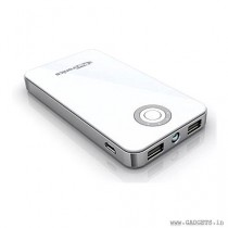 Portronics Charge X Mobile Power Bank 5600 mAh - POR 303