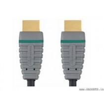 Bandridge HDMI Cable High Speed With Ethernet 2 Meter - BVL1202