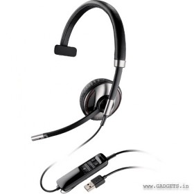 PLANTRONICS Blackwire 700 Series C710 Bluetooth-enabled Corded USB Headset (87505-02)