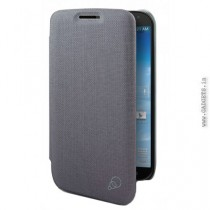Cygnett Cache Series Case for Samsung Galaxy S4 i9500 Charcoal (CY1189CXCAC)