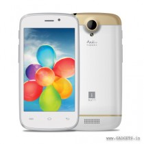 iBall Andi 4H Tiger Plus Mobile Phone - White/Special Gold