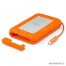 LaCie Rugged with integrated Thunderbolt cable 1TB - 9000488