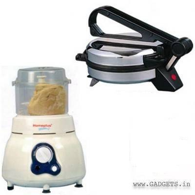 Electric Chapati Maker And Atta Maker (Combo Offer)