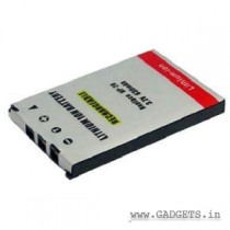 Replacement Digital Camera Battery for CASIO NP-20