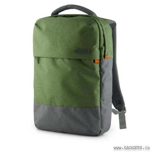 CLiPtec OMBRE 15.6in Notebook Backpack CFP105 Green
