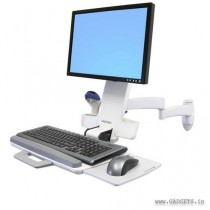 ERGOTRON 200 Series Combo Arm White (45-230-216)